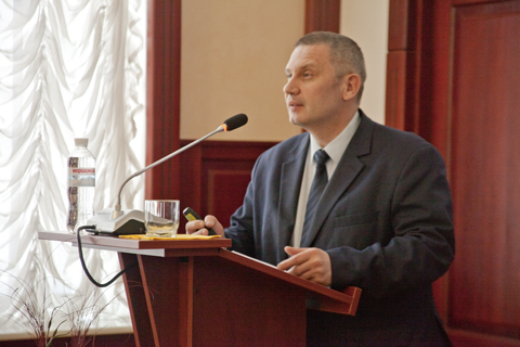 ЛАРЬКОВ Сергій Миколайович